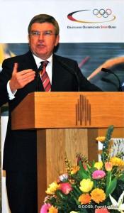 Dr. Thomas Bach, DOSB